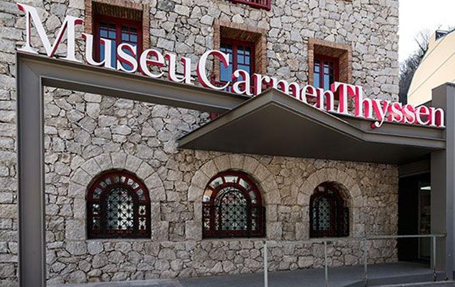 galeria museu thyssen