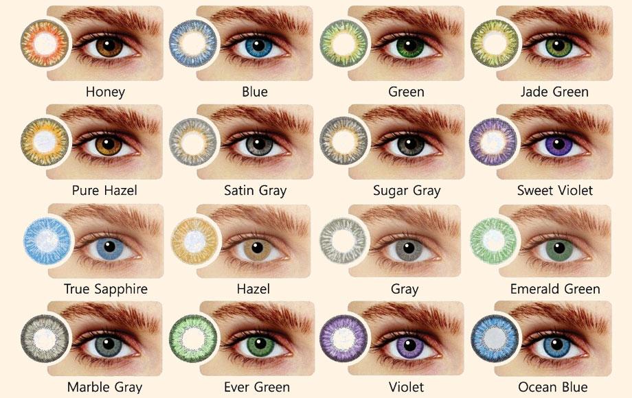 lentes contacto