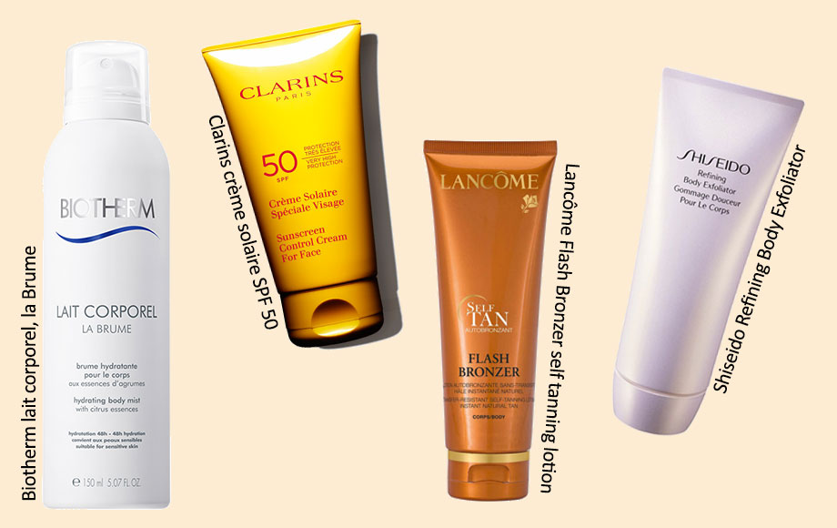 productos verano