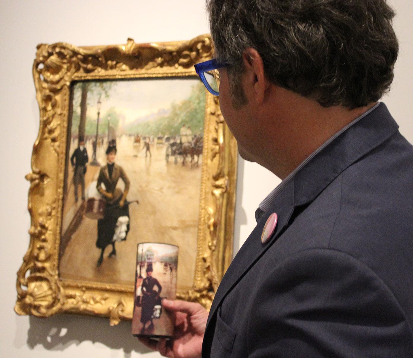 Arts&Sentits al Museu Thyssen Andorra