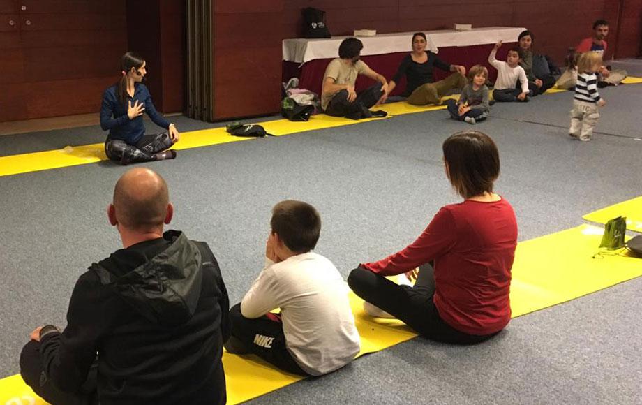 ioga kids