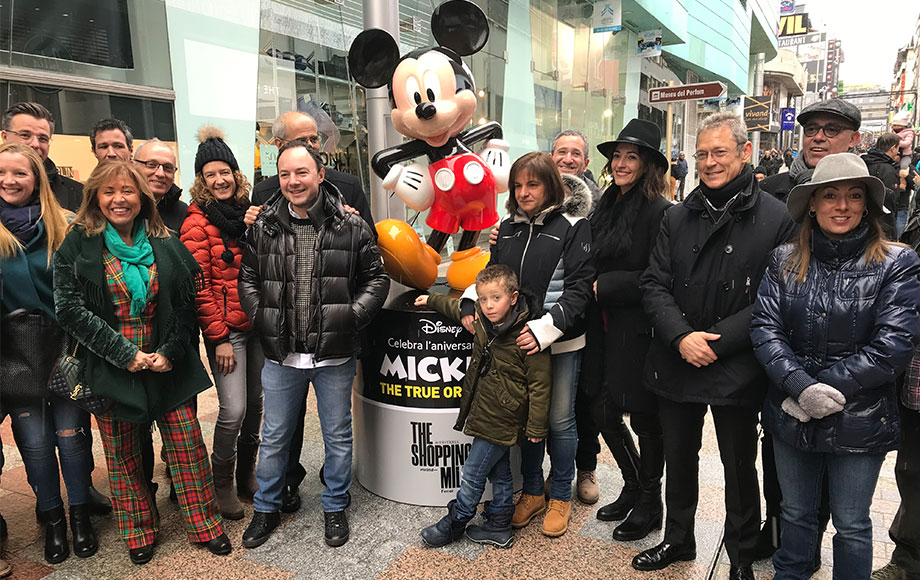 mickey mouse andorra