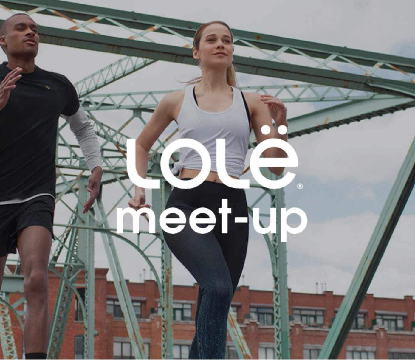 Meet Up Running
