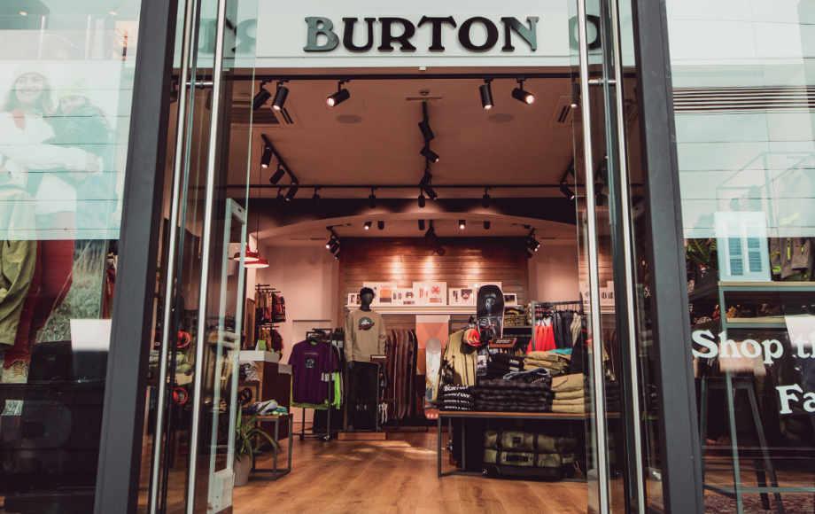 botiga burton andorra