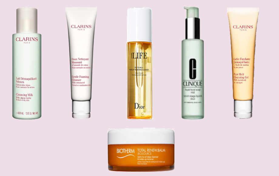 limpieza facial productos
