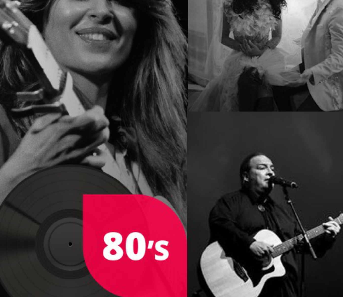 Concert dels 80